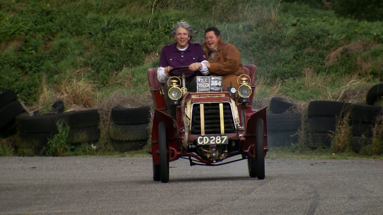 What Does A 112 Year Old Car Looks Like?