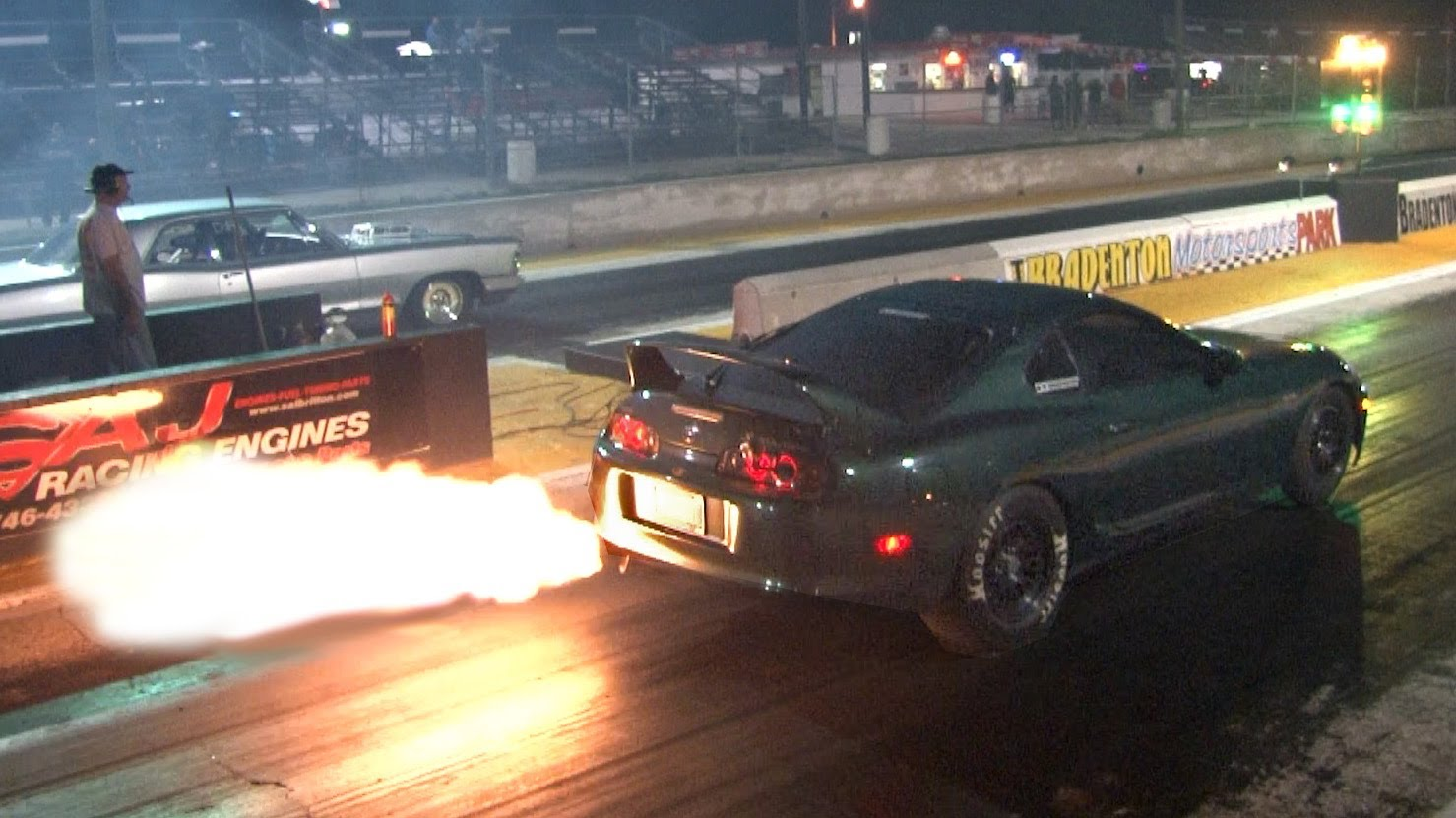 Supra Spits Fire! Amazing, Absolutely Perfect!