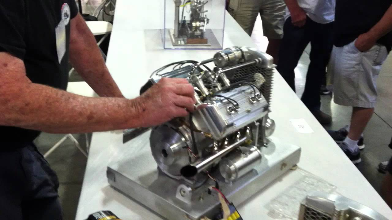 Insanely Cool ⅓ Scale Engine Is So Awesome Youll Want It Right Now