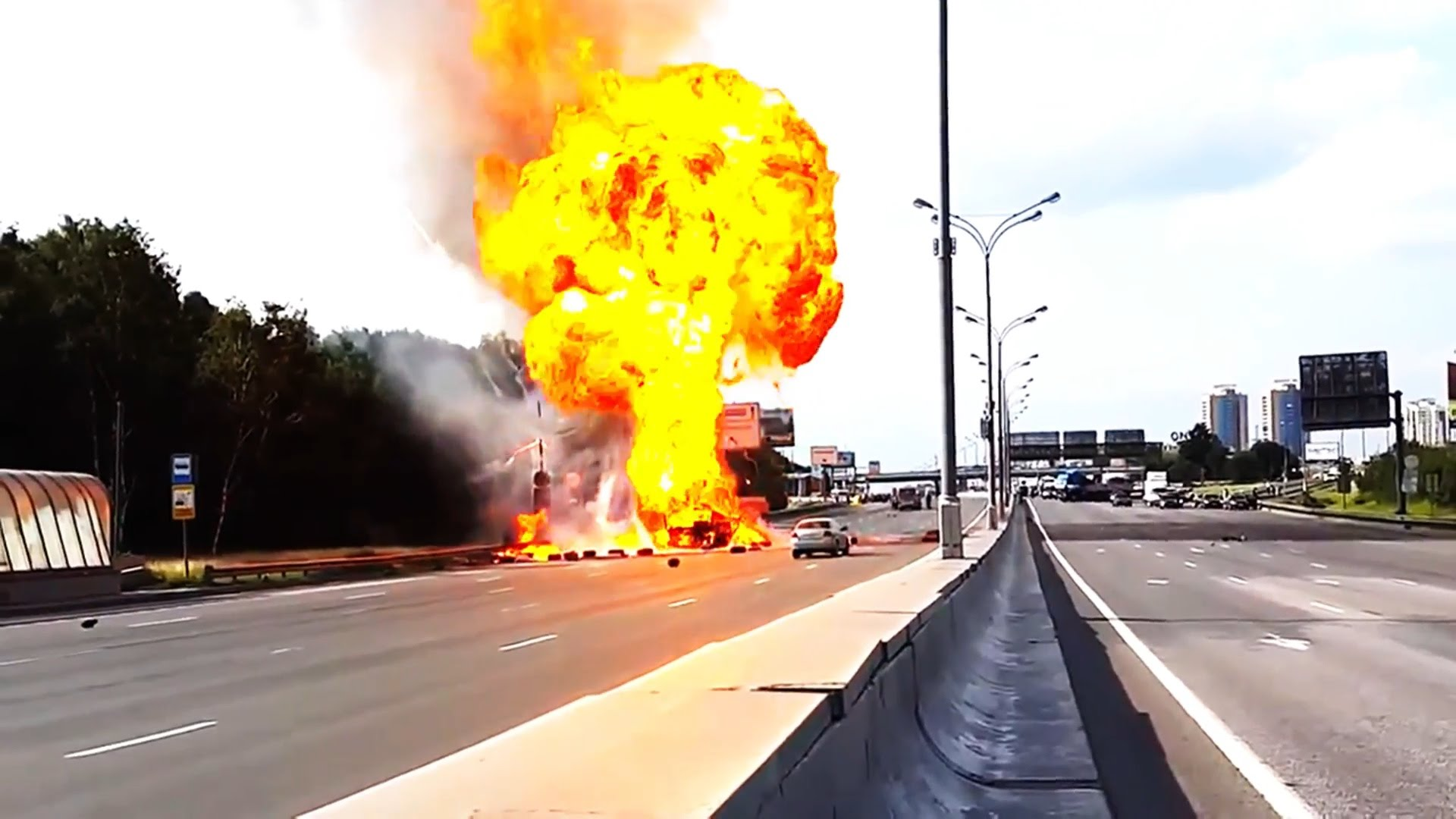 craziest dashcam footage from the uk road explosions car crashes