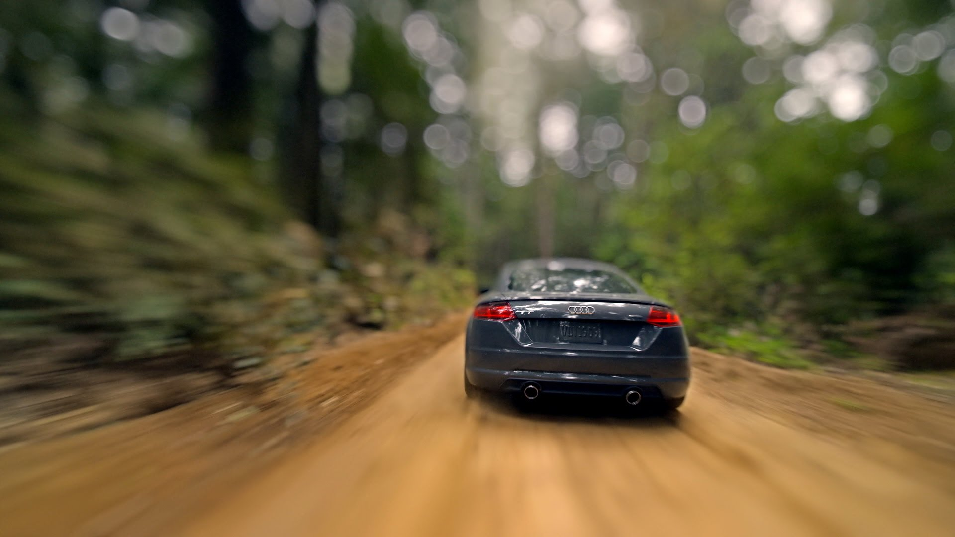 Awesome Audi Commercial Shows The Honey And Butter Of The New TT - Audi car commercial