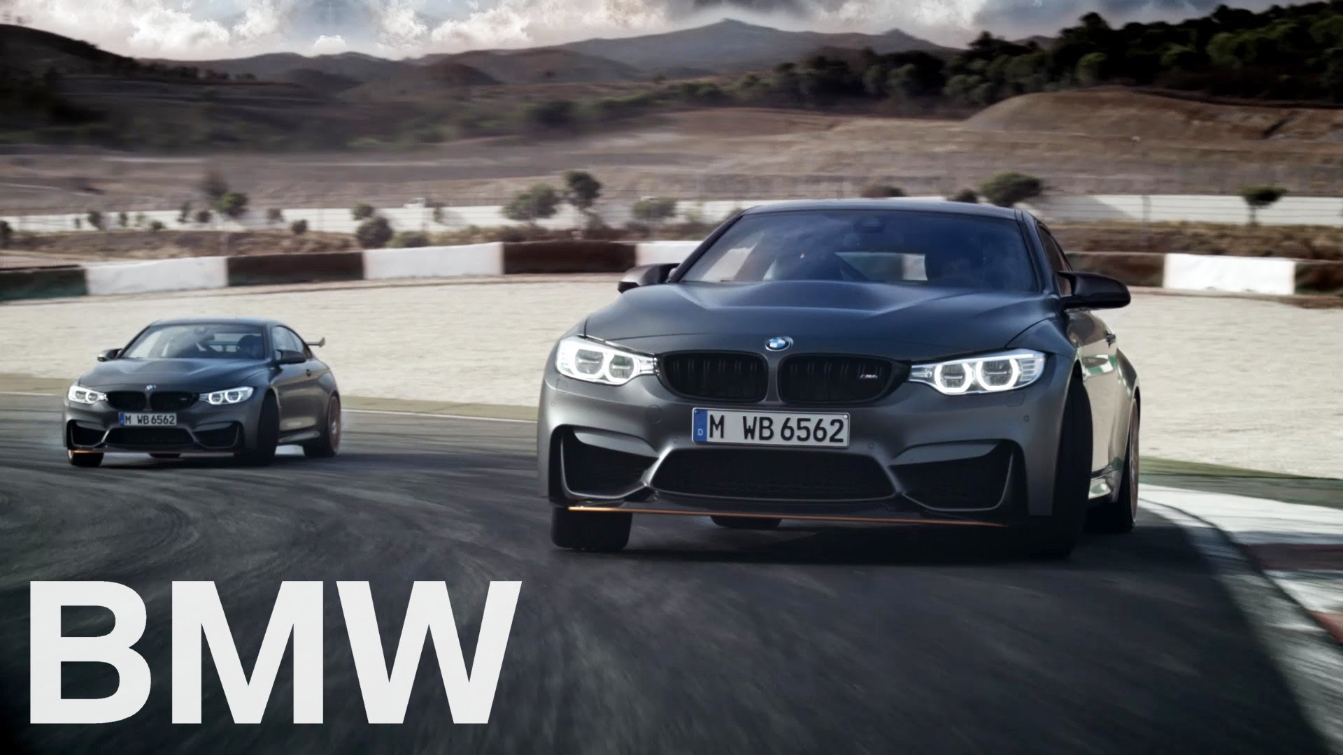 The New 2016 BMW M4 GTS Is Powered With A New Water Injection System That  Helps Boost Power!