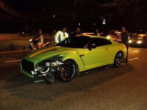 World's 10 Worst Illegal Street Racing Wrecks, Crashes, And Fails ...