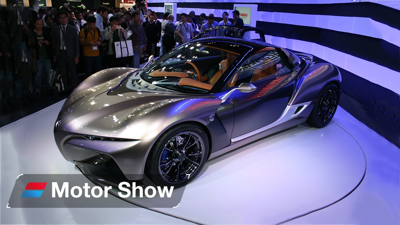 Check Out The Top Ten Best Cars In Tokyo Motor Show