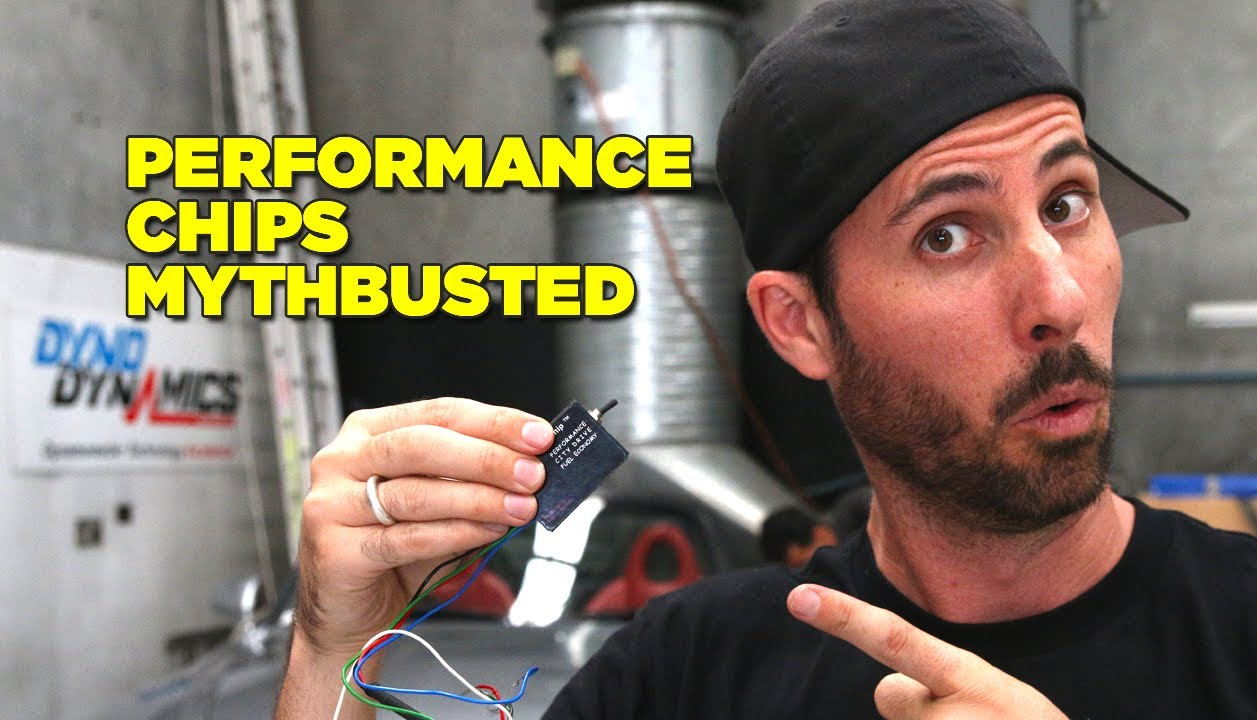 MYTH BUSTED: Do Performance Chips Really Enhance Your Cars