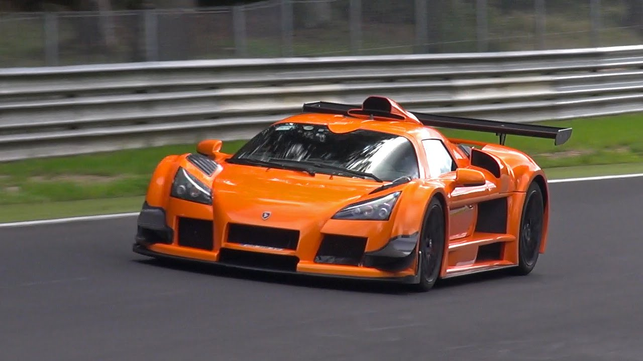 Street-Legal 700HP Gumpert Apollo Race Car On Nürburgring Will ...
