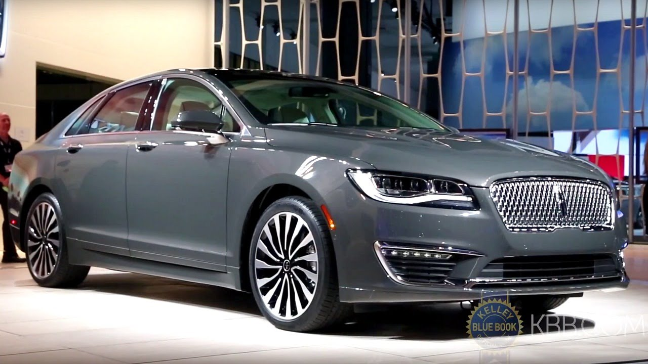 The 400hp Stock 2017 Lincoln Mkz Excited Everyone At La Auto Show