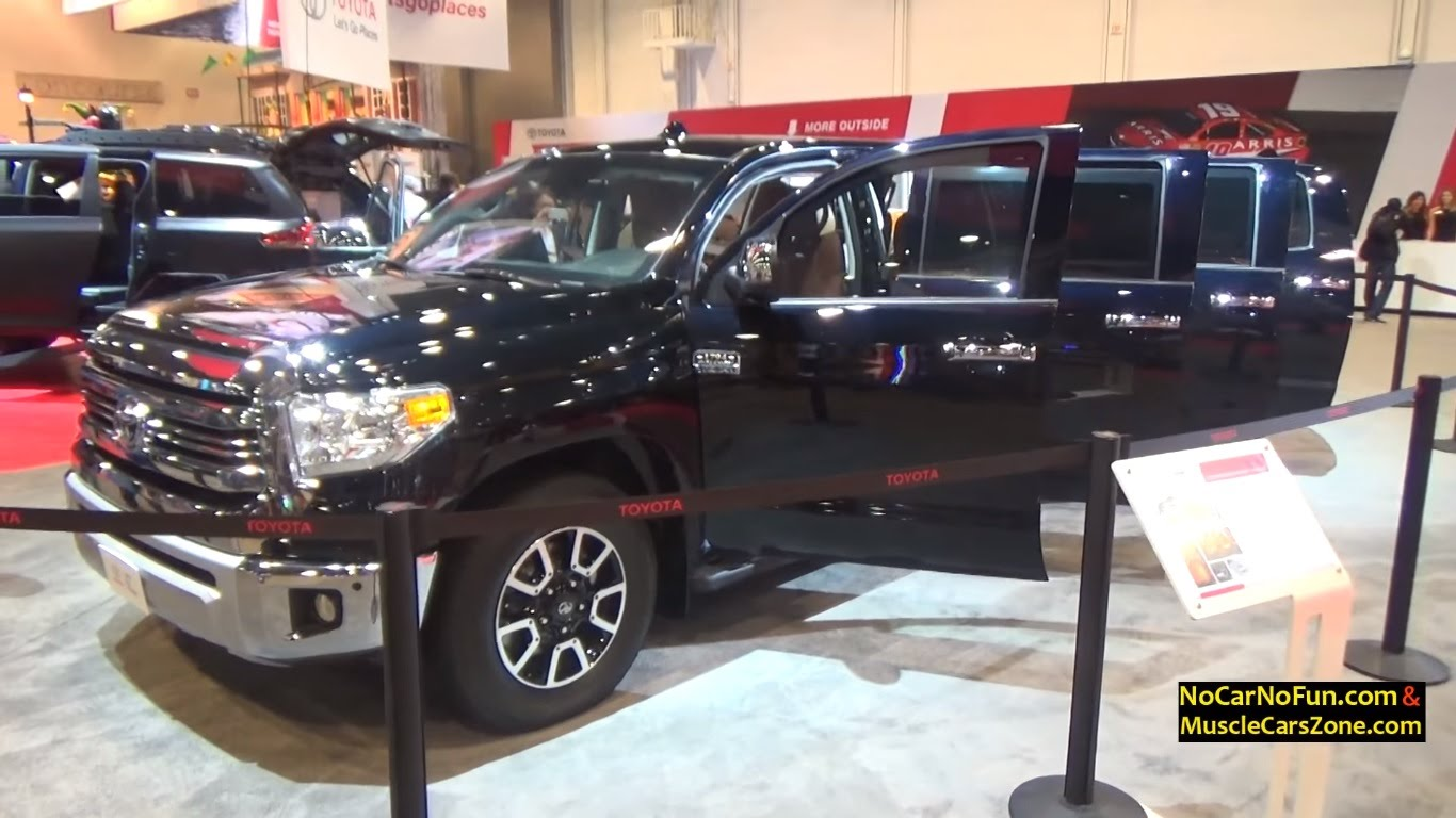 crazy 2016 toyota tundra custom edition with 8 doors and 8. Black Bedroom Furniture Sets. Home Design Ideas