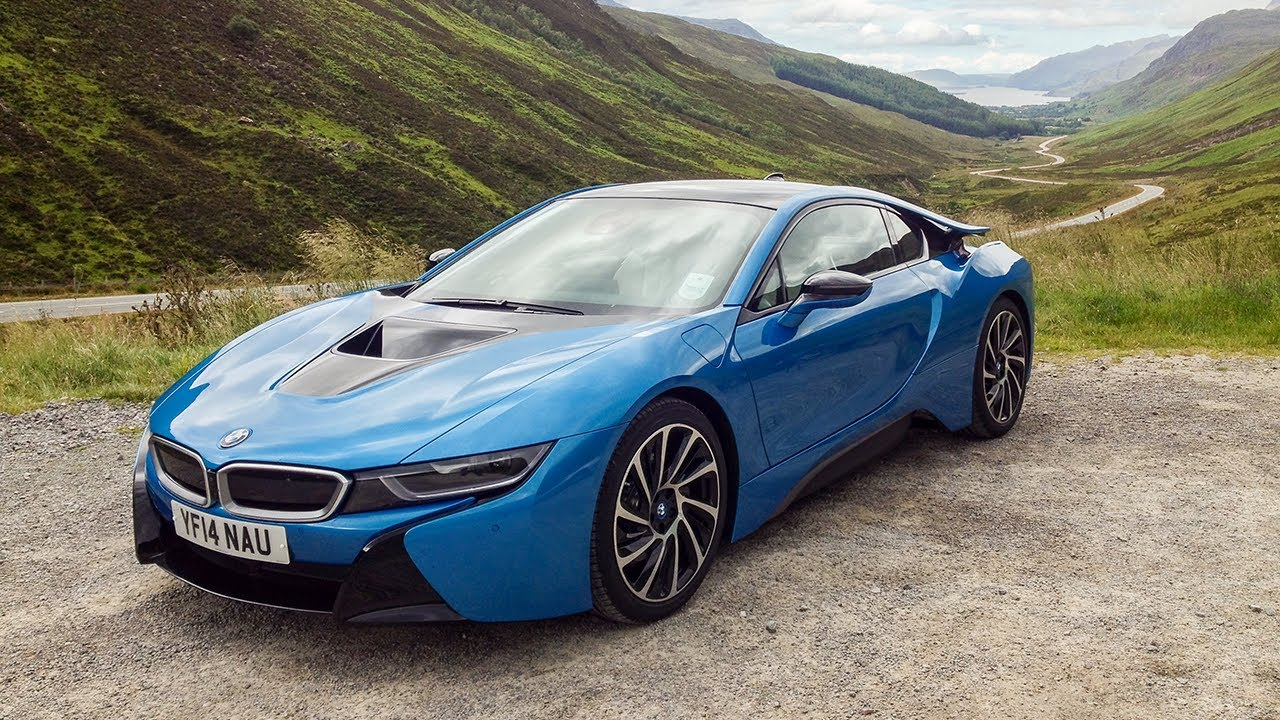 Learn Why The Bmw I8 Is One Vehicle That Triumphs Over All