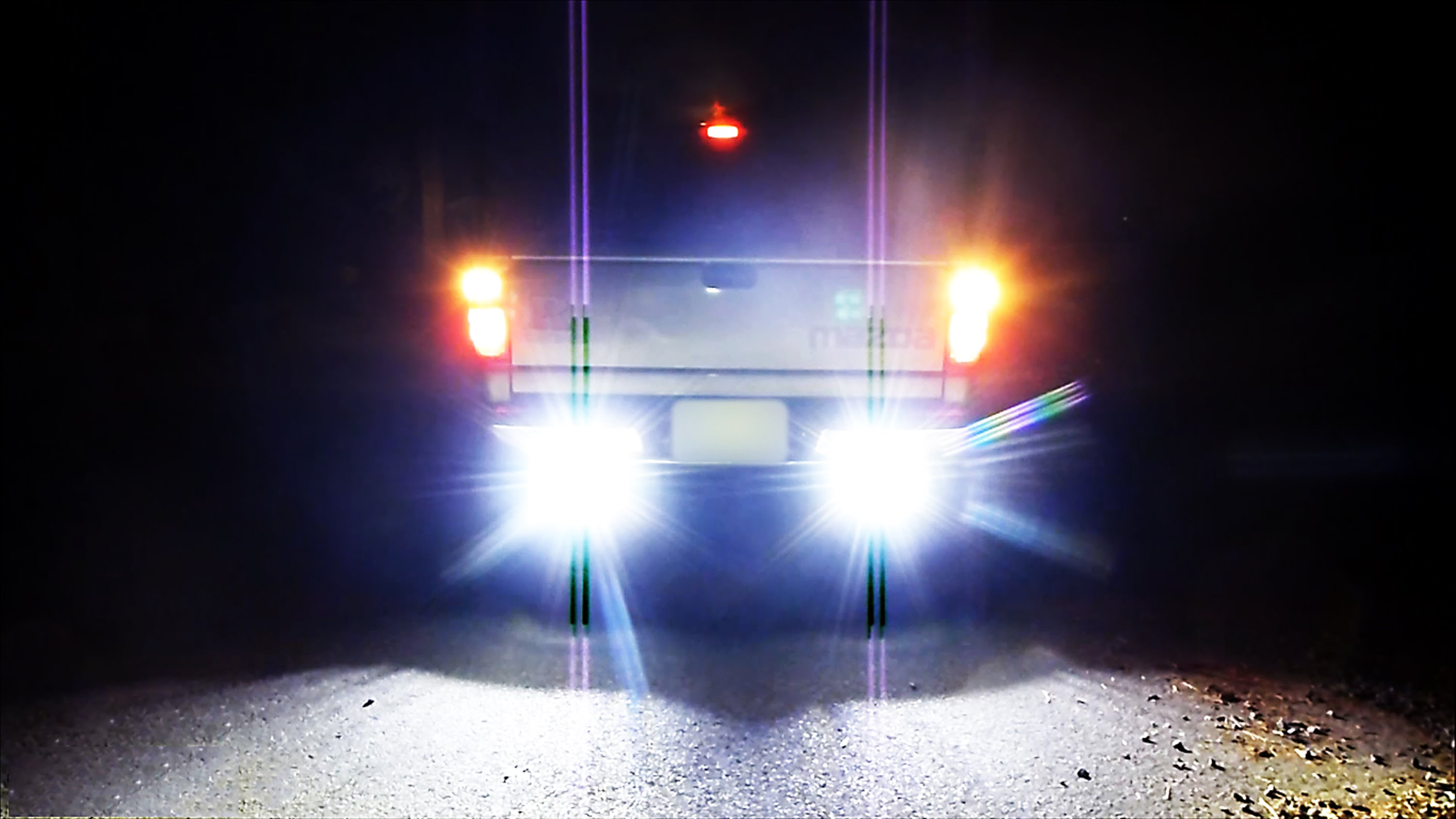 Modify Your Car And Add Some Awesome Auxiliary Reverse Lights
