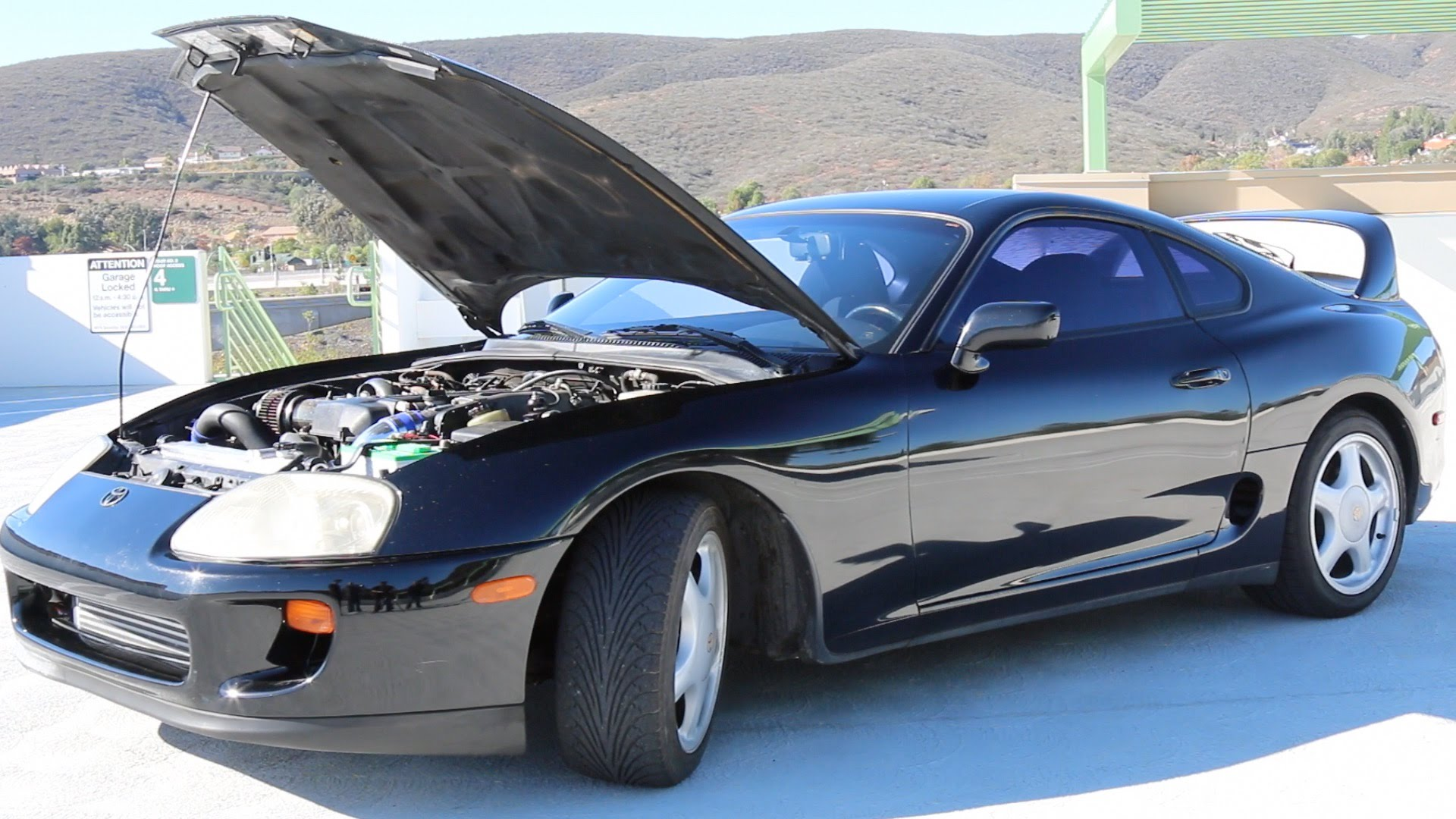 This 500Hp Turbo Toyota Supra Is e Ride That Is Sure To Give Any