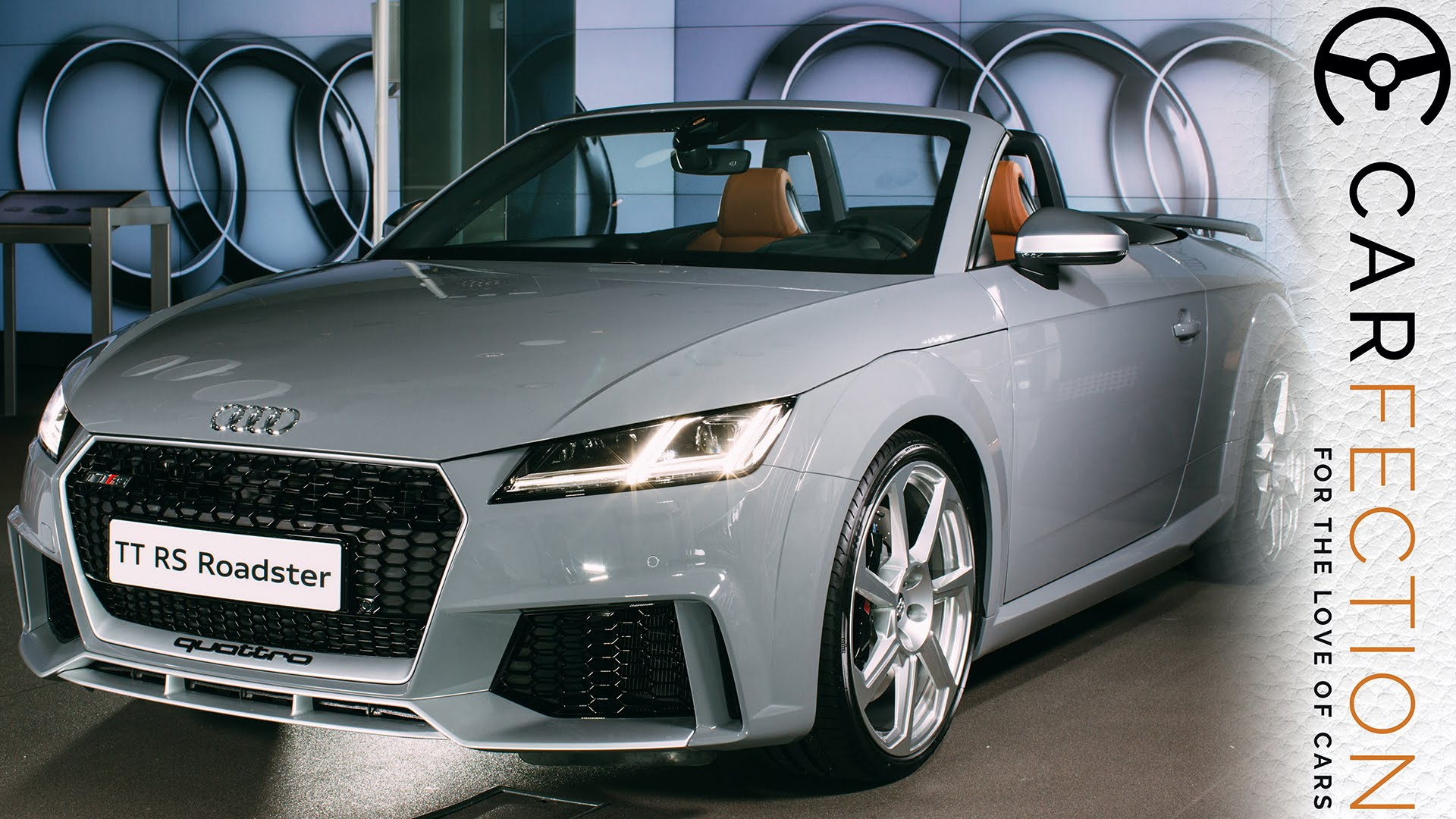 2017 Audi TT RS: More Ommph and Faster Than A Cayman