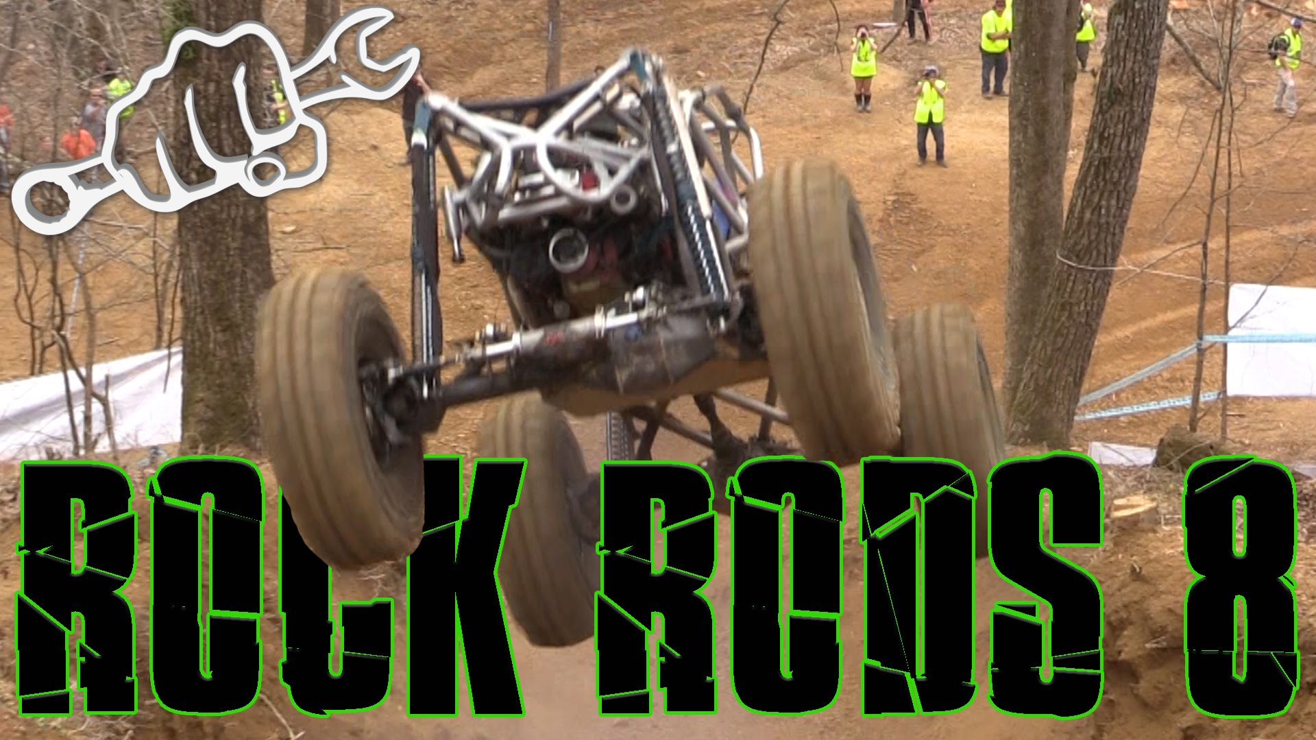 Don't Miss The EPIC Off Road Action At The 2016 Southern Rock Racing Series!