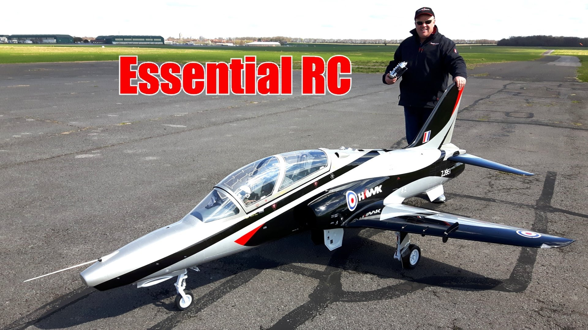 Incredible Scaled RC Turbine Fighter Jet Dominates The Sky!