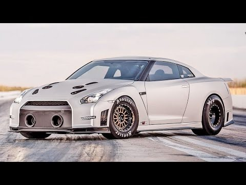 this 2500hp nissan gt r is one of the fastest street legal cars in the world. Black Bedroom Furniture Sets. Home Design Ideas