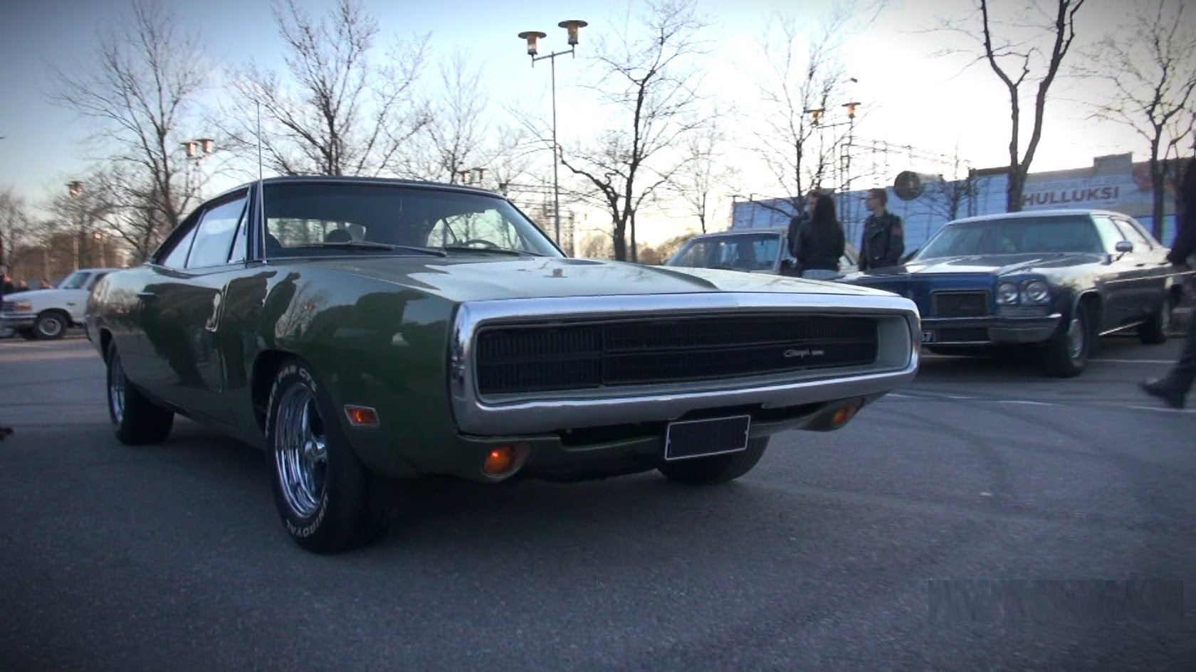 TURN UP THE SPEAKERS And Listen To The Amazing Sound On This 1970 DODGE CHARGER