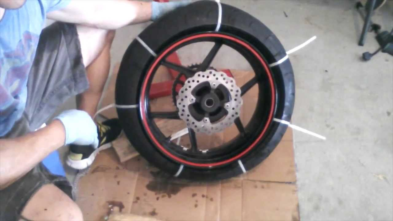 Easy Way To Paint Car Rims