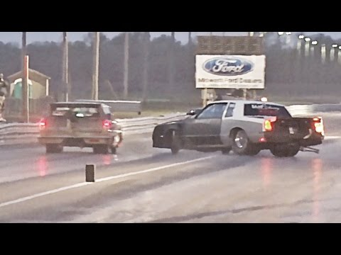 MUST WATCH Ford Mustang GT-500 Drag Races Polaris RZR 800S W/ Turbo