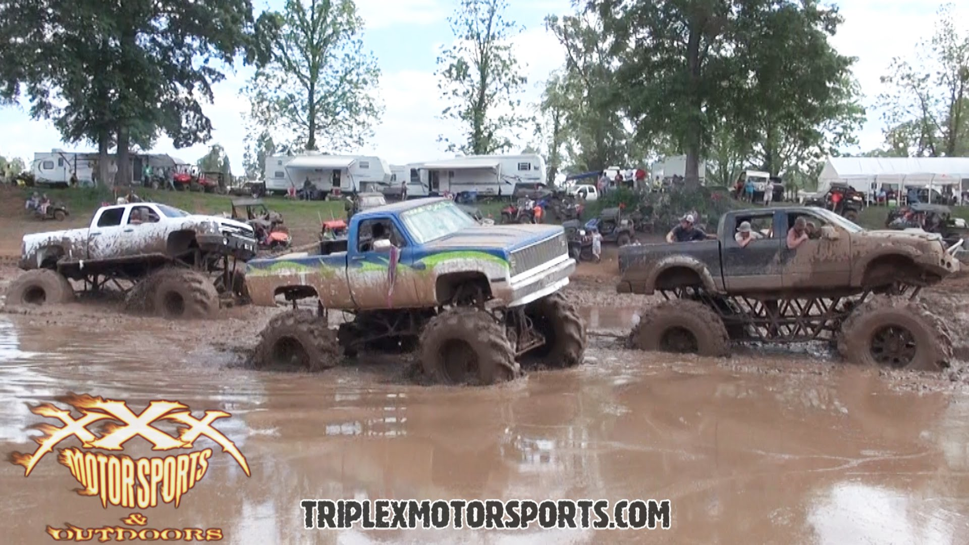 Check Out The Absolute CARNAGE From Louisiana Mudfest Trucks Gone Wild Weekend