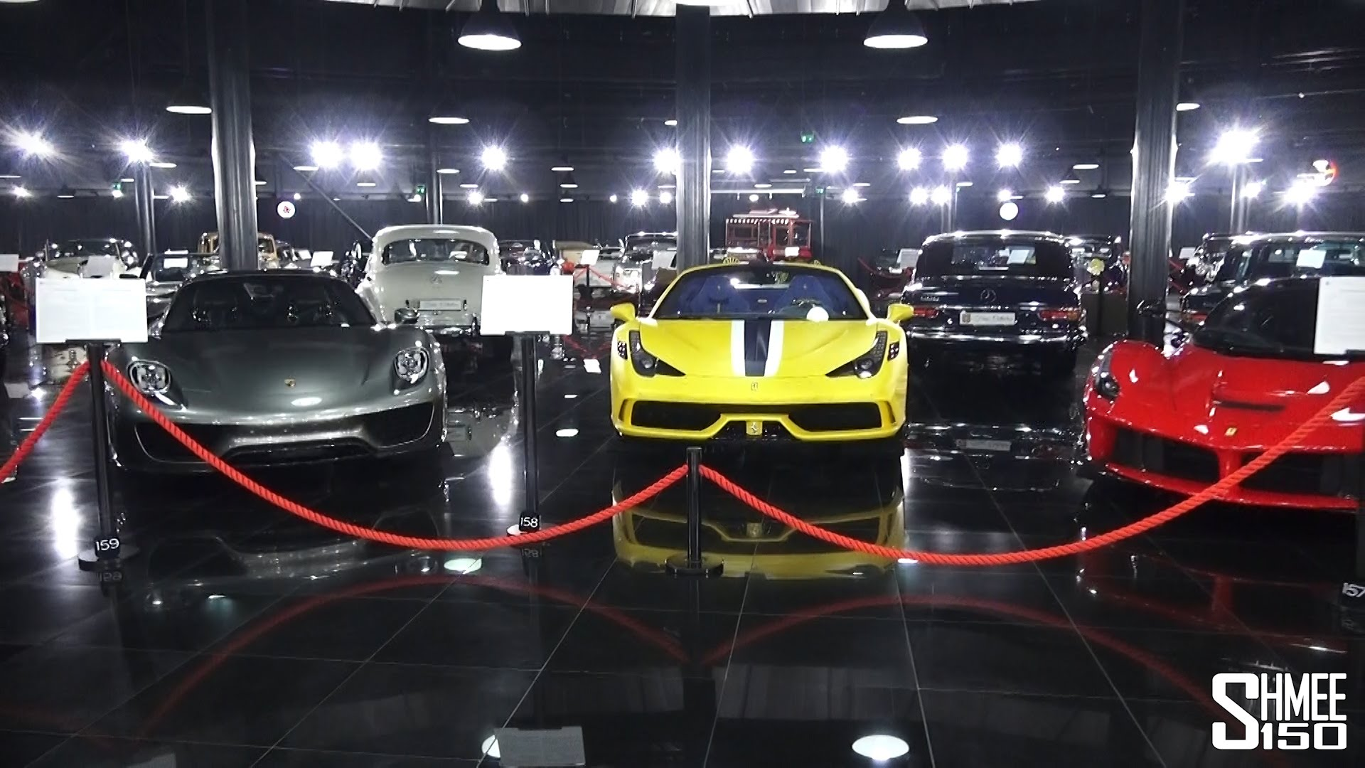 Check Out The Romania's BEST Car Collection That Will Leave You In Awe