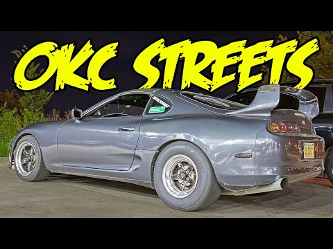 Do Not Miss This WILD Night Of Street Racing From OKC