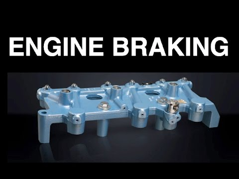 Do You Know How To Perform Engine And Jake Braking?
