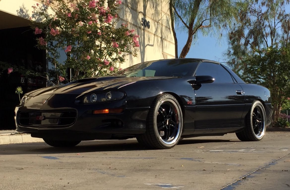 This Modified 2002 Camaro SS Is One FAST Ride