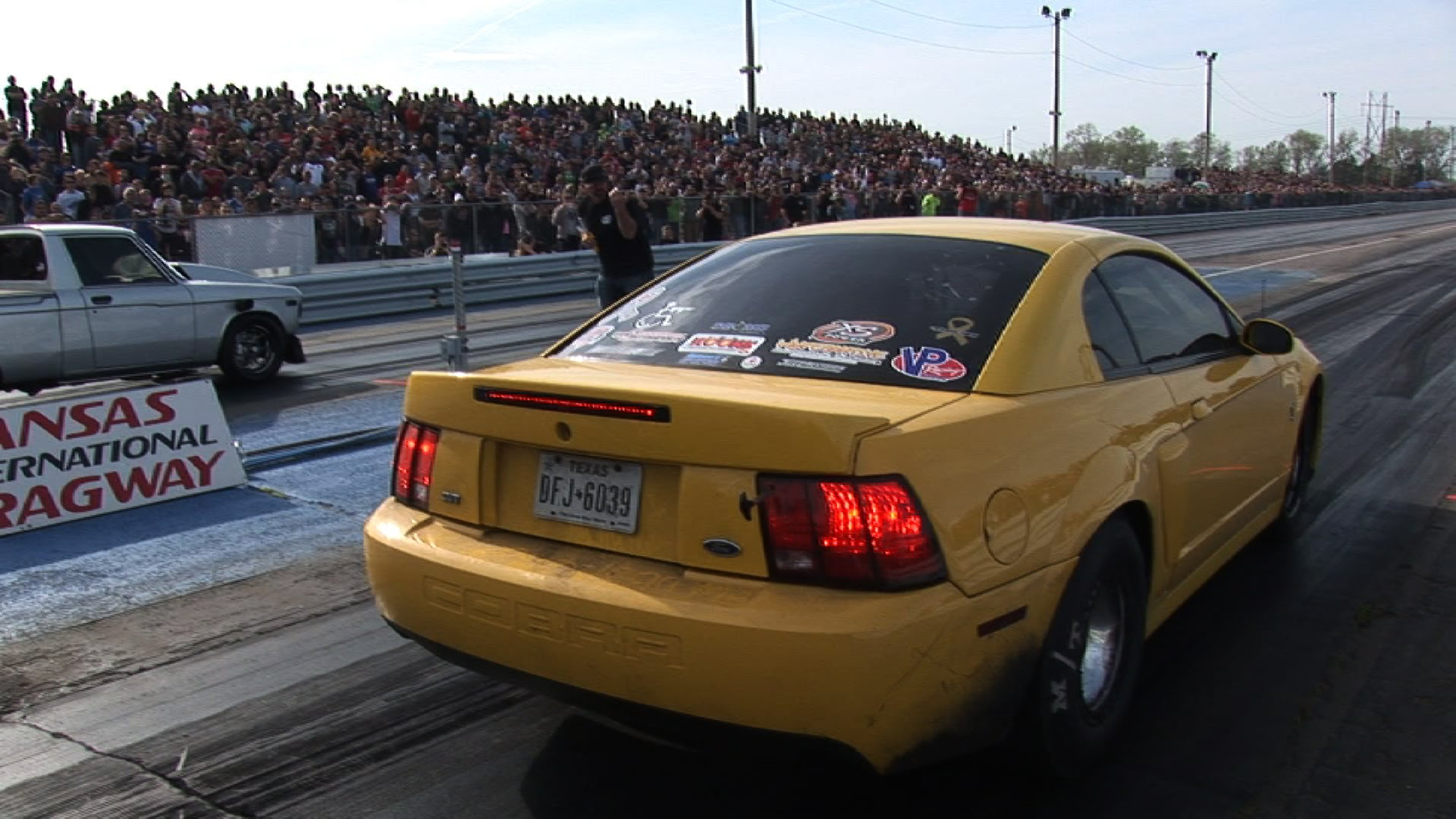 Witness The Highlights From Small Tire No Prep Racing @ Kansas International Driveway