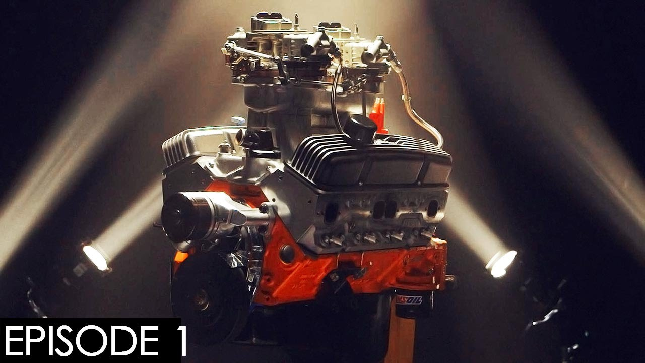 400ci Chevy Small-Block Crate Engine Is Put To The Ultimate Test On The Dyno!