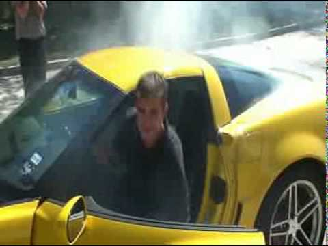 Corvette Burnout Ends In Tragedy After The Clutch Fries!