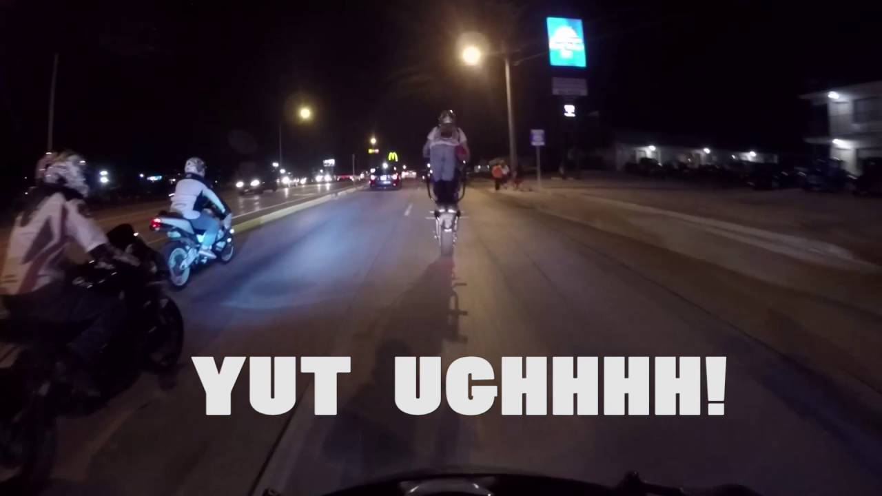Risky Motorcyclist Wrecks After Failed Stunt & Crashes Into Female Rider! BRUTAL!