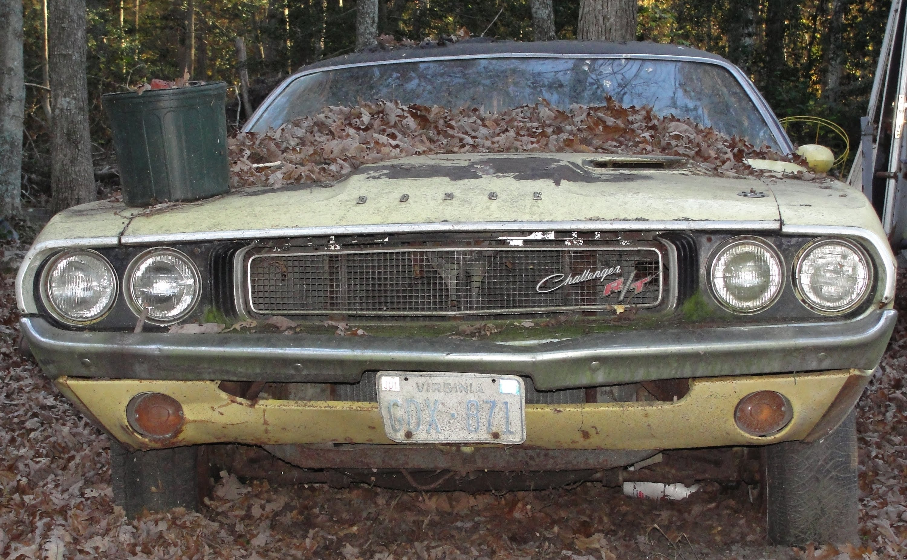 A Good Barn Find Is What America All About Finding And Recognizing That Proverbial Diamond In The Rough This American Muscle Car