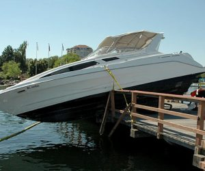 5 Craziest Boat Crashes Released Just When U Thought It Was Safe To Go In Water Again