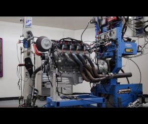Coyote Engine VS $9999 EngineLabs LS Engine In Epic Engine Build Battle Is Awesome!