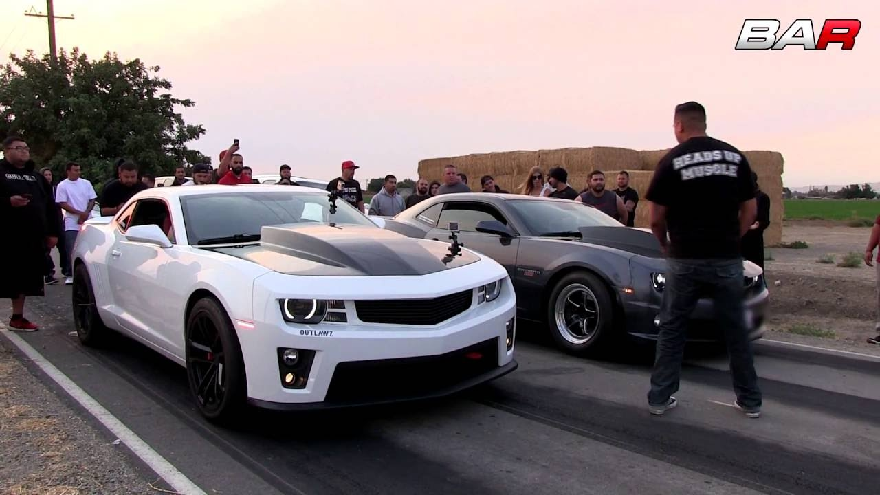 HeadsUpMuscle Shootout Is A Feast Of Muscle Car Street Racing ...