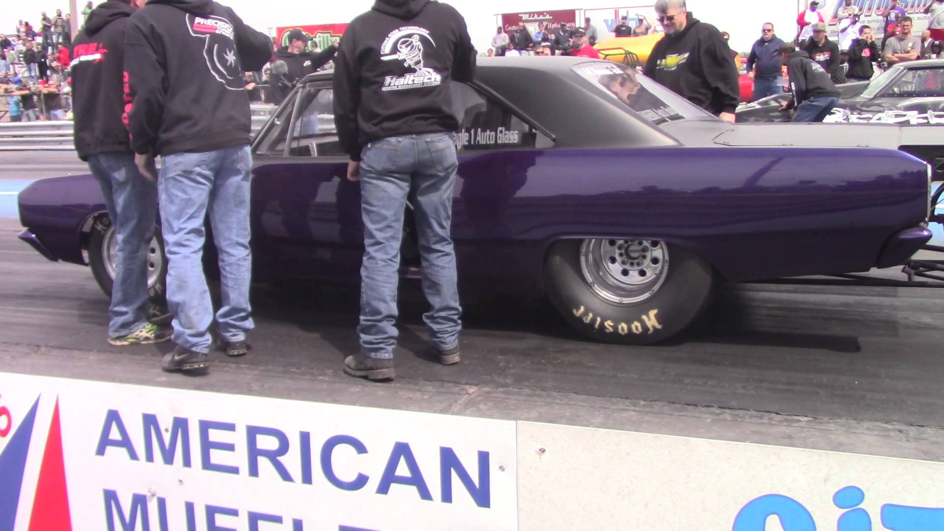 The Street Outlaws Hit The Strip In This No Prep Race You Do Not