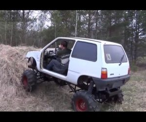 Top DIY Homemade Off-Road Vehicles Will Run You Over While Making You Laugh!