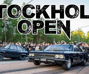 What?! Is Craziest Street Race In World Really In Europe? The Stockholm Open Folks Say Yes!