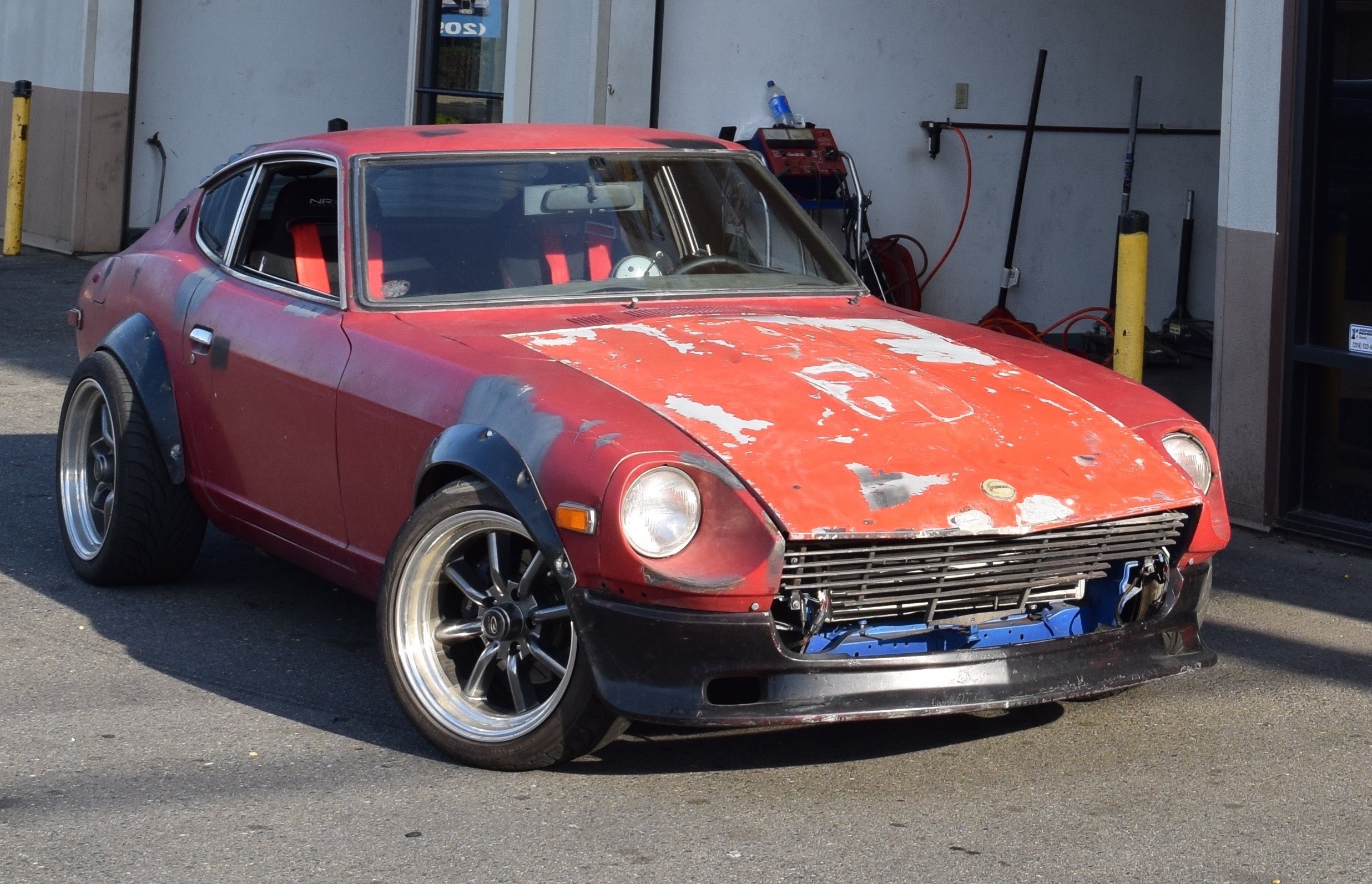You Gonna Love This 27Z Swapped Datsun 270Z! Amazing Sleeper!