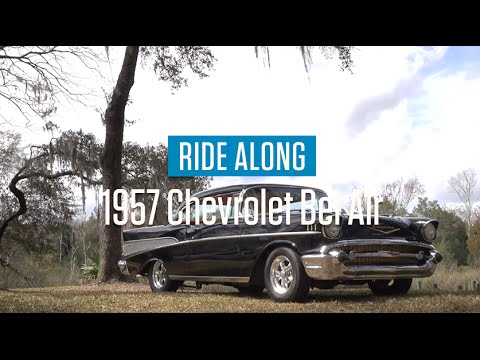 1957 Chevrolet Bel Air Has A Sweet Story Of Its Restoration