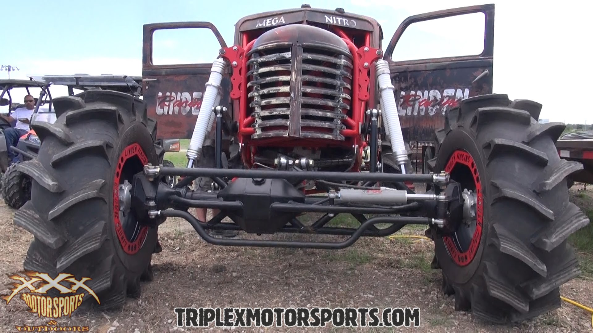 2100HP Mega Nitro Mud Truck Is The Ultimate Mud Drag Racing Truck On The Planet