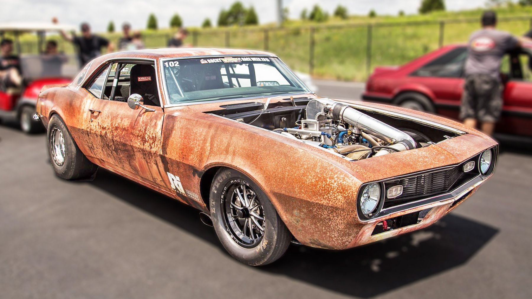 U Will NOT Believe The Drag Racing Run Of This 1400HP Single Turbo ...